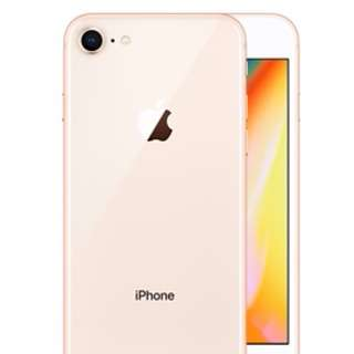 Brand New iPhone 8 256GB Gold - UNOPENED
