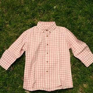 Pink Flanel