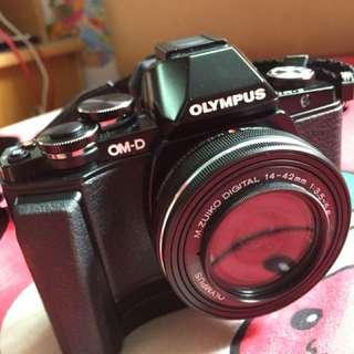 Olympus OMD em10 mirrorless camera