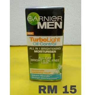 GARNIER MEN WHITENING CREAM 40ML
