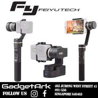 FEIYU Handheld Gimbal for GoPro SJCAM Yi Action Camera