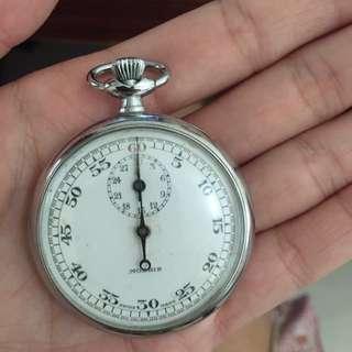 🚚 瑞士古董計時碼錶原價3500
