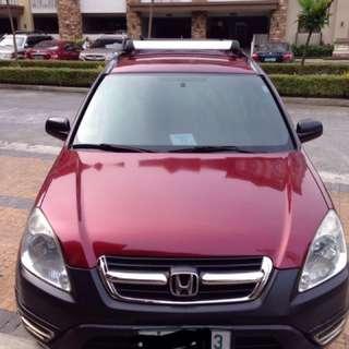 2003 Honda CRV AT