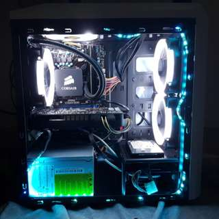 Gaming PC - 1050ti (FULL SET)