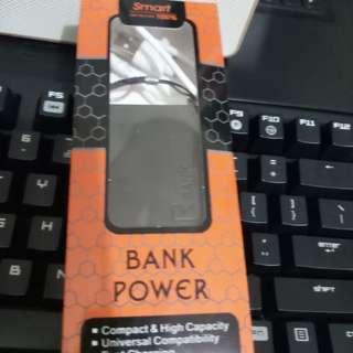 New Power bank 5600 MAH