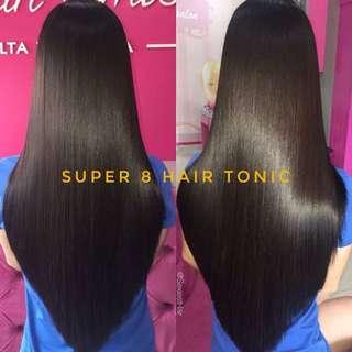 Super 8 Hair tonic