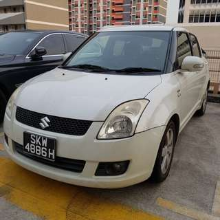 Suzuki swift 1.5 auto