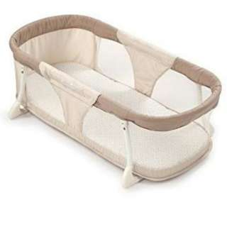 Repriced.Summer Infant by your side sleeper Kasur bayi aman