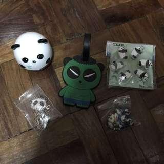 Panda take all