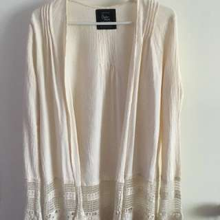 Cotton On Lace Cardigan
