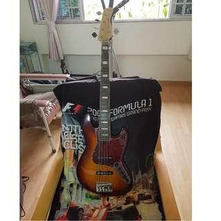 FS: Sire Marcus Miller V7 5 string bass guitar