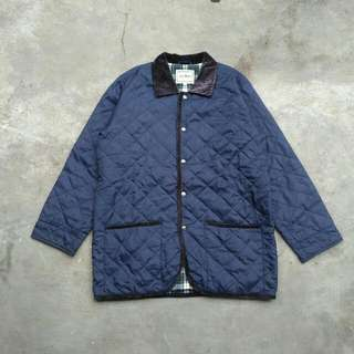 LL Bean Quilted Jacket