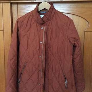 賤價賣啦!英國 AIGLE 男士Windstopper ®防風透氣短板外套風衣