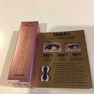 Too faced better than sex mascara 3.9g