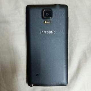Samsung Note 4 (original 16gb)