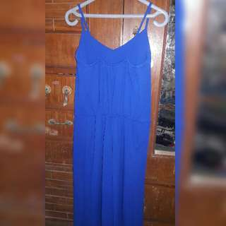Romper Royal Blue
