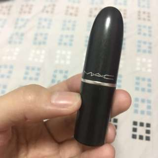 MAC Matte Lipstick in Russian Red