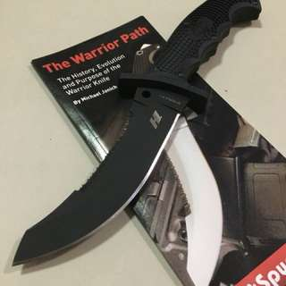 Spyderco Warrior (Black)