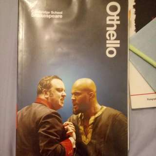 Othello Cambridge Edition