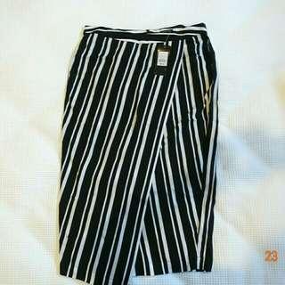 NEW Midi Wrap Skirt