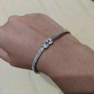 施華洛世奇水晶手環/手環
