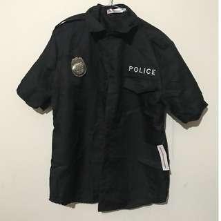 Men's Police Costume