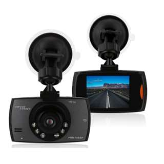 "Car Camera Recorder 2.4"" Car DVR Full HD 1080P G30 With Motion Detection Night Vision G-Sensor Dash Cam"