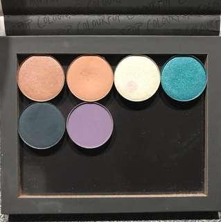 [UPDATED!] Colourpop Pressed Eyeshadow