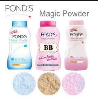 Ponds Magic Powder - (PO)