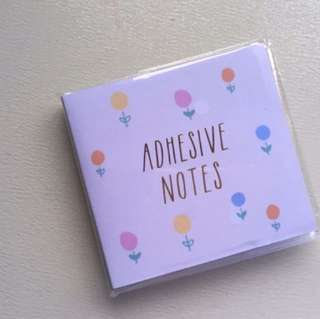 kikki k adhesive notes