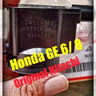 HONDA GE6 /8 Original Hitachi Coil