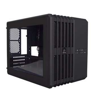 Corsair Carbide Air 240 High Airflow MicroATX and Mini ITX PC Case