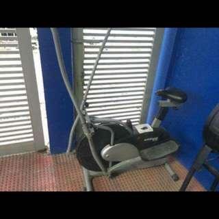 Orbltrack elite .. exercise equipment