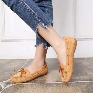 現貨特價 真皮豆豆鞋 超舒服👍🏻On Sale Leather