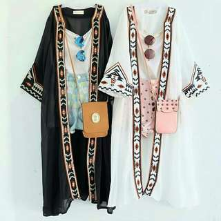 Etnik Kimono / Long Cardi