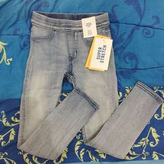 [NEW] H&M Skinny Fit Jeans