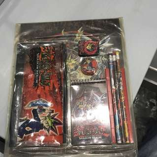 11 Pieces Value Pack Stationary