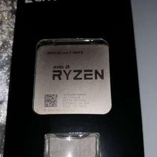 Asus crosshair vi hero motherboard + and ryzen 7 1800x