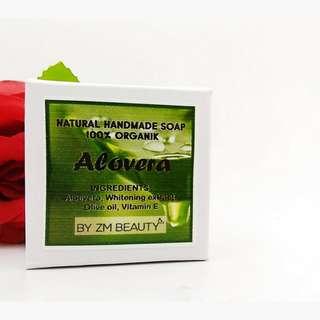 Sabun Aloevera Organik