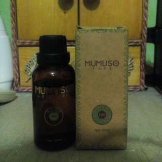 AUTHENTIC MUMUSO ESSENTIAL ROSE OIL 💖