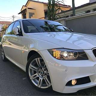 {pl} BMW 3 Series M Sport 2012