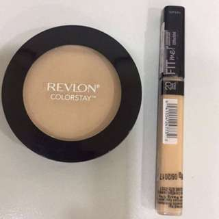 MAYBELLINE AND REVLON BUNDLE REPRICED!
