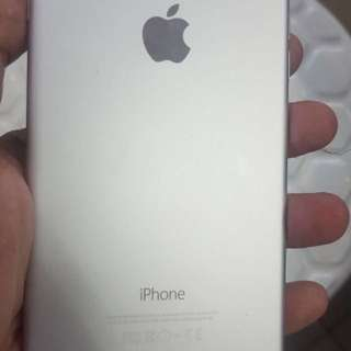 IPHONE 6+ 64 GB SILVER RESMI INTER