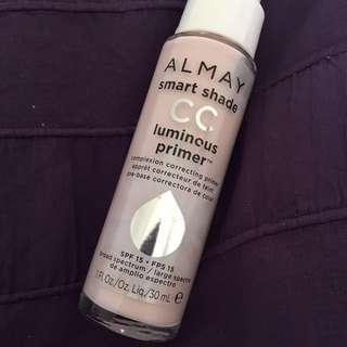 Almay Luminous Primer