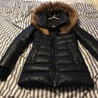 Nicole Benisti winter coat xs