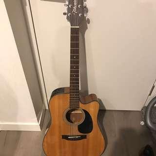 Takamine acousitc guitar
