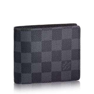 BRAND NEW Louis Vuitton Slender Wallet LV N61208