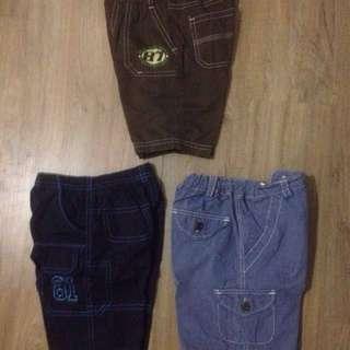 Combo Short Pants