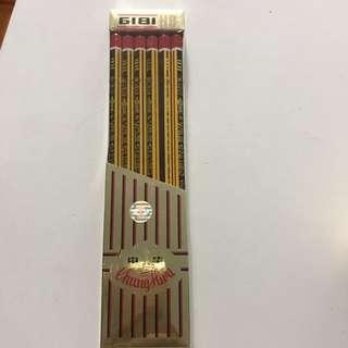 中華牌6181HB鉛筆
