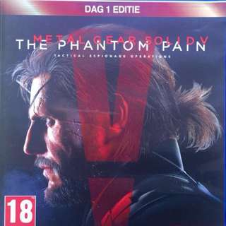 The Phantom Pain V - PS4